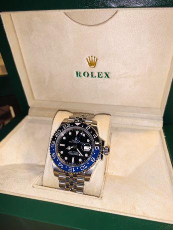Rolex GMT-Master II 126710 BLNR DJF SS 904L Black Dial Swiss 3186