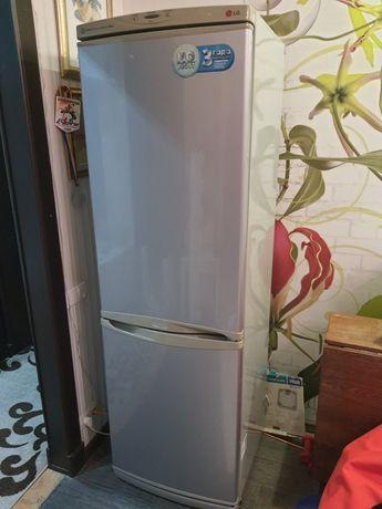 Холодильник LG gr-n389sqf no-frost, сдох компрессор