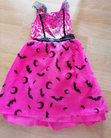 Sukienka na Halloween 98-104