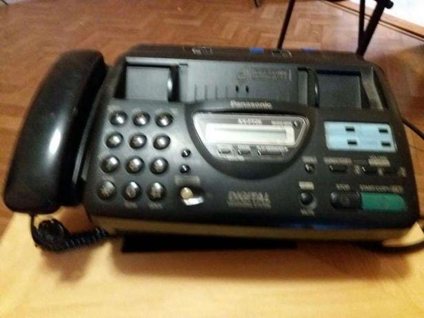 Факс Panasonic KX--25 RS рабочий под запчасти