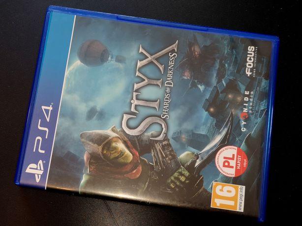 Styx PL gra PS4 najtaniej (możliwość wymiany) sklep Ursus