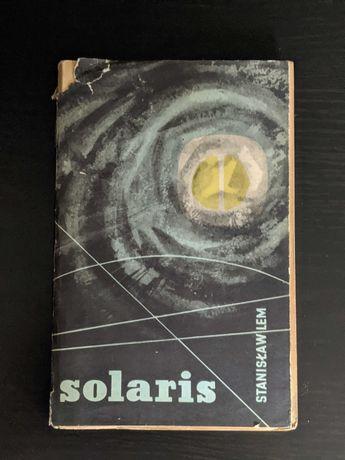 Solaris, S. Lem, pierwsze (!) wydanie 1961r.