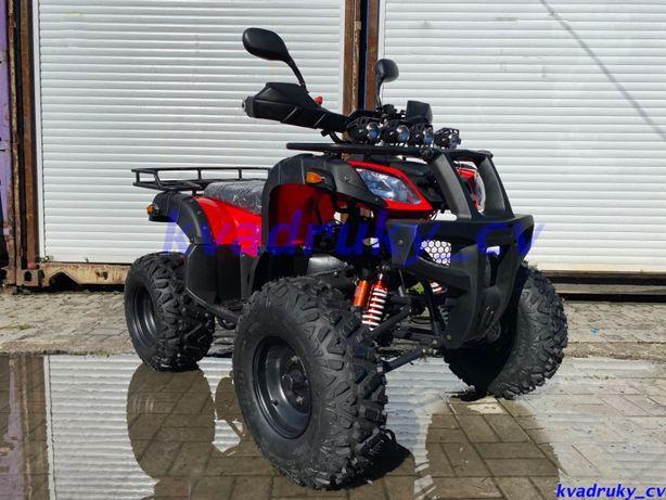 Квадроцикл Hummer 200 куб. Варіатор.