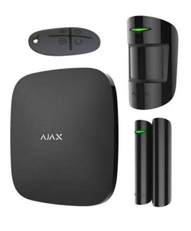 Монтаж сигнализации AJAX