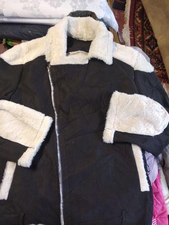 Тепленька куртка