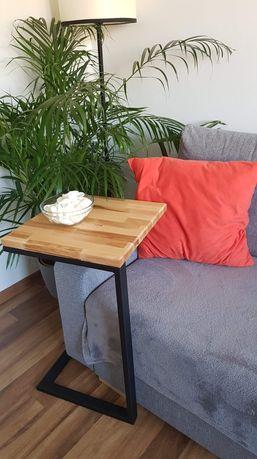 Stolik wsuwany pod sofe, kanapę. LOFT