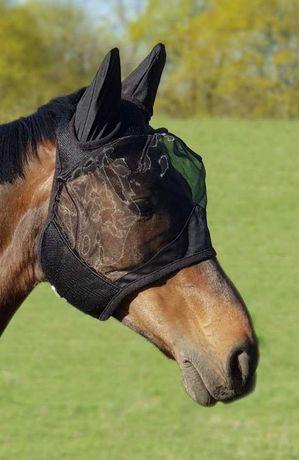 Maska dla konia przeciw owadom York