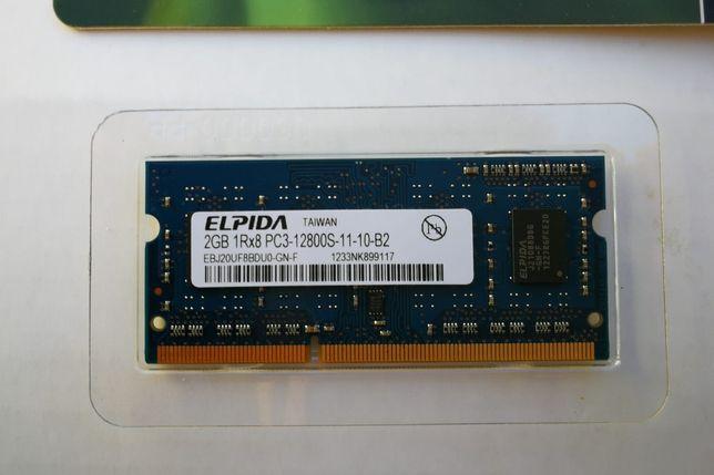 Memória Elpida 2GB 1600MHz DDR3