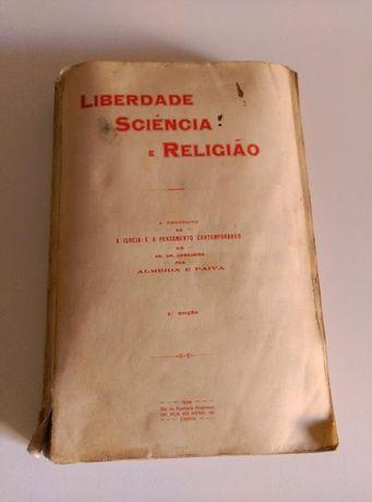 Liberdade, Ciência e Religião, de Almeida e Paiva