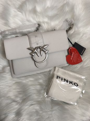 Nowa torebka Pinko Love Mini Soft