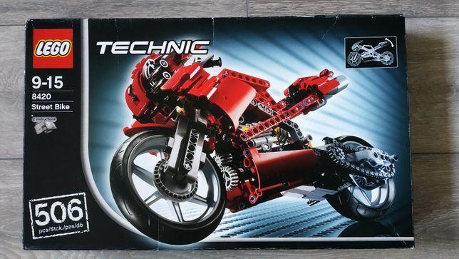 Klocki LEGO Technic 8420