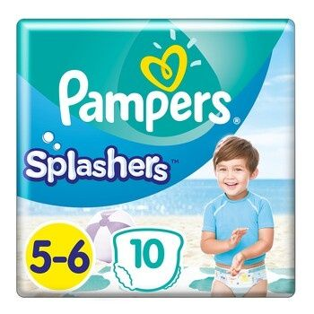 Pampers splashers 5-6, 15szt