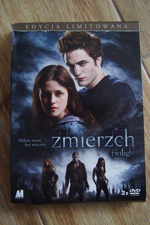 """film DVD """"Zmierzch"""" edycja limitowana 2 x DVD"""