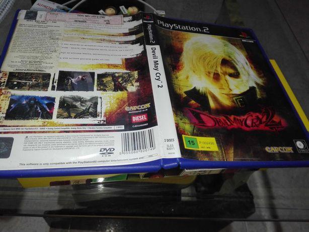 PlayStation 2 Devil May Cry 2