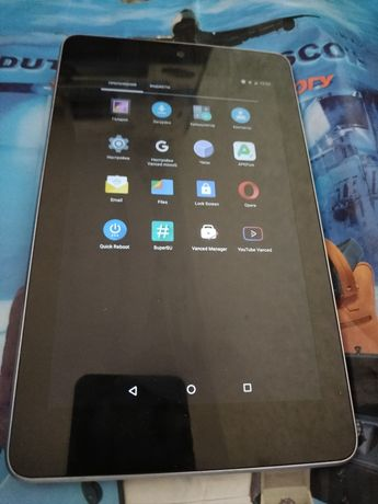 Nexus 7 2012 wi-fi