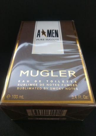 Туалетная вода Thierry Mugler A Men Pure Havane 100ml