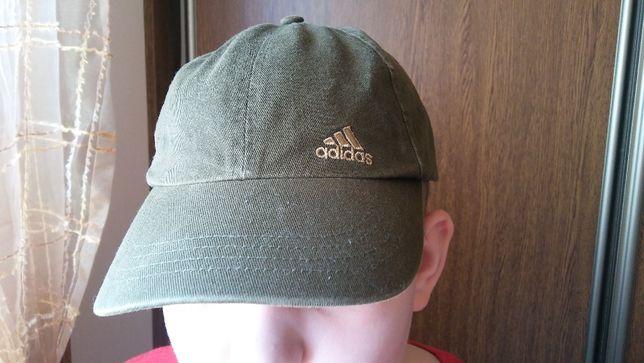ADIDAS czapka z daszkiem BEJSBOLÓWKA