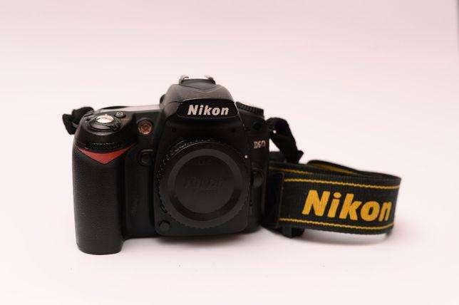 Nikon D90 lustrzanka Samo Body