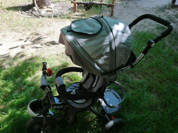 Rowerek Trike fix se kilka w jednym, trójkołowy