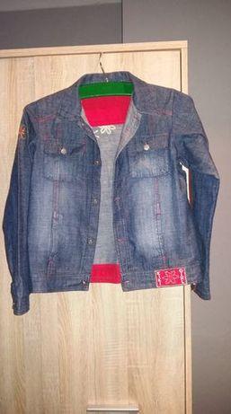 Bluza rozpinana dziewczęca roz 146 kiki