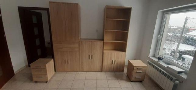 Meble biurowe - praktycznie nowe bez uszkodzeń