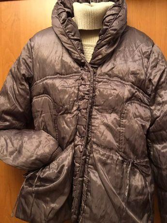 Куртка зимняя, теплый укороченный пуховик Motor, S (42-44)