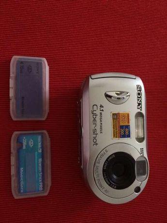 Sony Cyber-shot 4.1 Megapixels