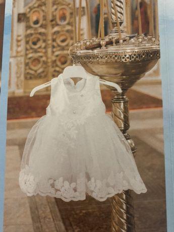 Детское платье на крещение