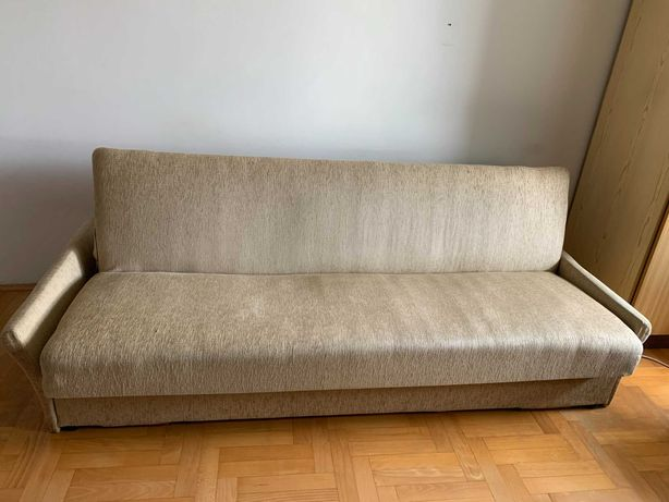 Wersalka, kanapa, łóżko dwuosobowe ZA DARMO