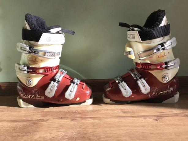 Женские Горнолыжные ботинки Lange Exclusive