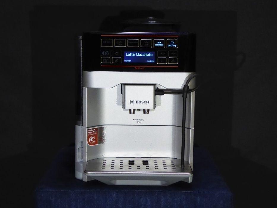 IDEALNY JAK NOWY ekspres Bosch EQ6 Veroaroma OKAZJA latte cappuccino Gołdap - image 1
