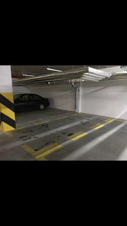 Miejsce postojowe w garażu podziemnym ul. Poznańska