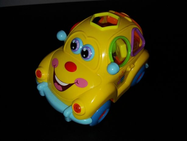 Zabawka samochodzik melodie&jazda