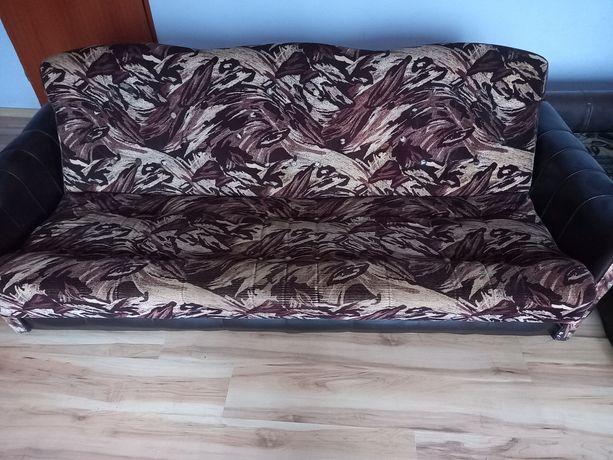 Sprzedam zestaw wypoczynkowy wersalka, dwa fotele,tapczan