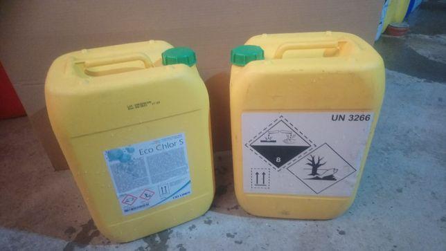 Kanister 20l banka pojemnik zbiornik paliwa