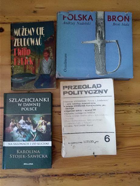 """Karolina Stojek-Sawicka, """"Szlachcianki w dawnej Polsce""""."""