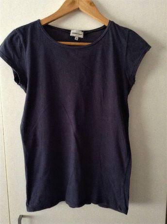T-shirt básica azul bimba e lola
