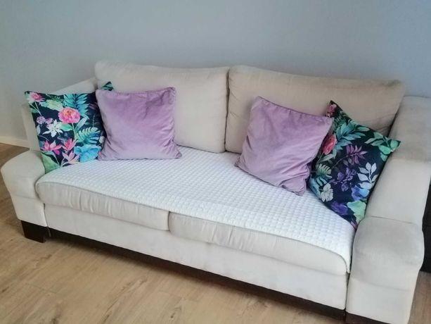 Sofa 2-3 osobowa z funkcją spania z salonu Agata Meble