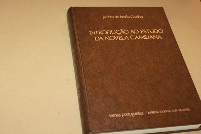 Introdução ao Estudo da Novela Camiliana de Jacinto do PradoCoelho