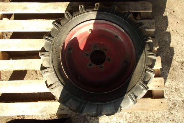 Koło z felgą do siewnika KOS 600x16