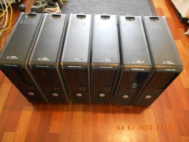 lote de 6 computadores dell optiplex 380 ATENÇÃO LER O ANUNCIO