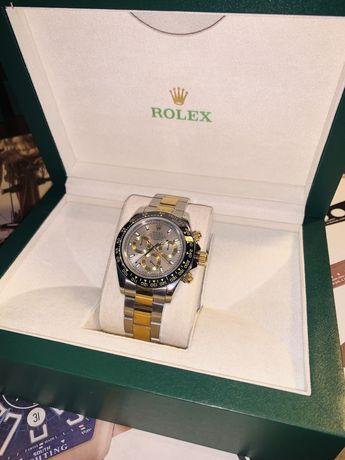 Rolex Daytona 116519 LN JHF YG & SS Grey Dial Swiss 4130
