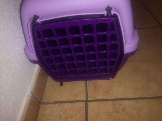 Caixa de transporte para gatos/cães