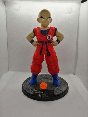 Krillan, Krillin Dragon Ball Figurka 3D 19cm