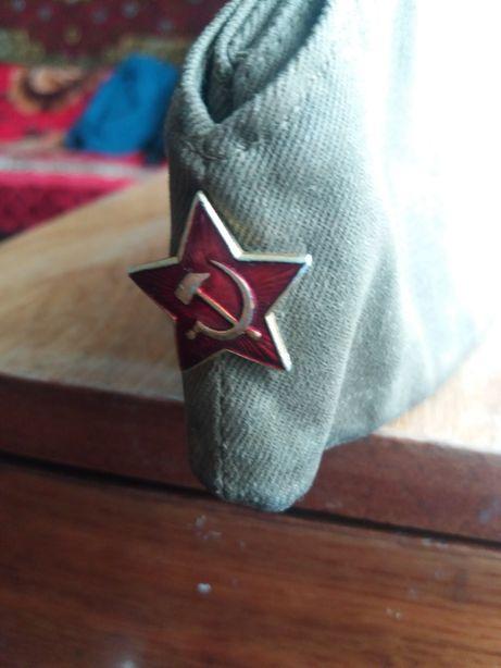 Пілотка рядового складу СРСР