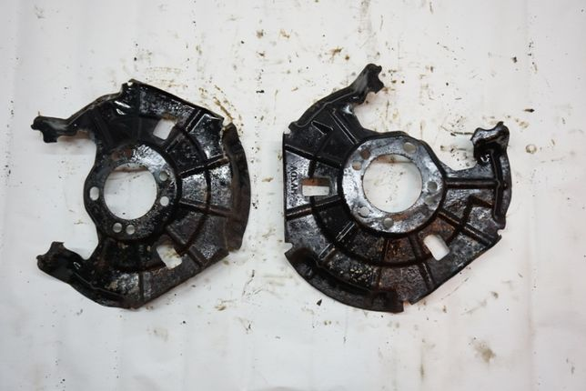 Защита Тормозных дисков Mazda 6 GH\Мазда 6\2.2 дизель(2007-2013)