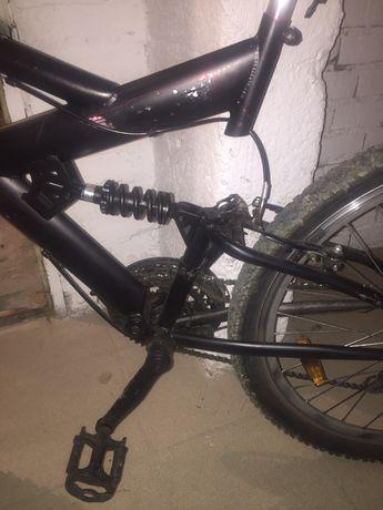 Rower na części