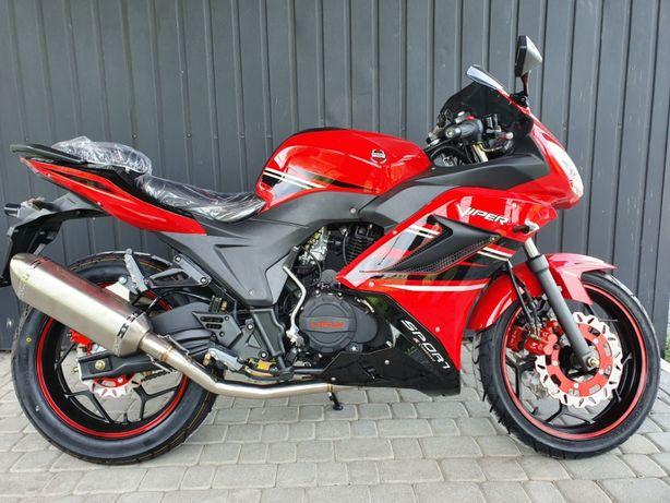 Мотоцикл Viper 250 - F2 Новинка (6 передач). Доставка