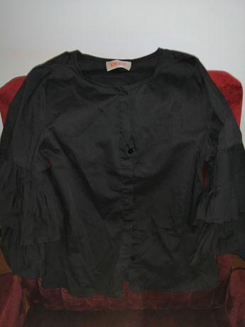 Blusa ou casaco preto