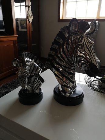 Zebras decorativas